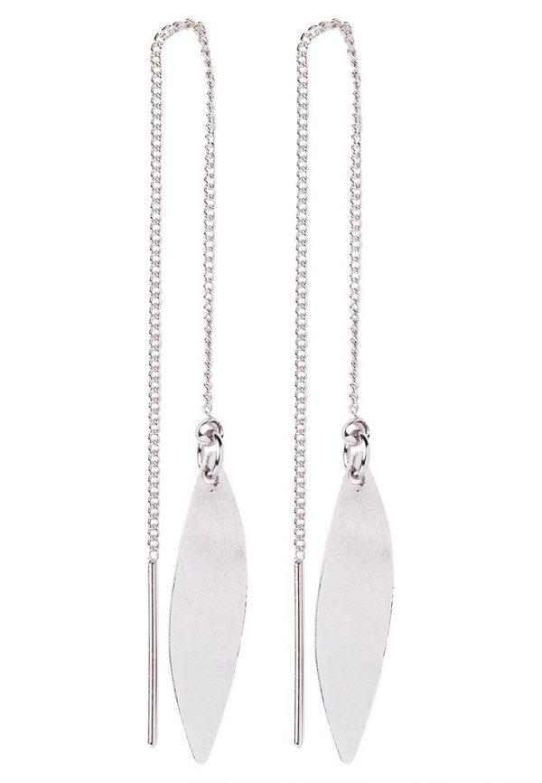 Pendientes TomShot silvercoloured