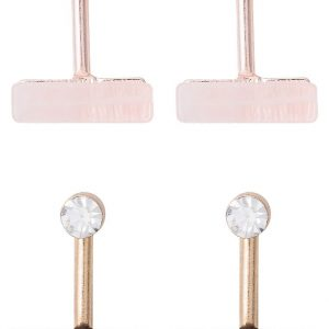 Pendientes Topshop 2 PACK multicoloured