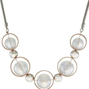 Collares Topshop Collar transparent