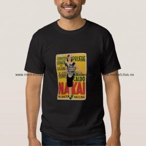 anuncio antiguo vintage sopas y caldos camiseta retrocharms