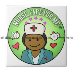 awesome gift ideas nursing nurse care for me azulejo cuadrado pequeño retrocharms