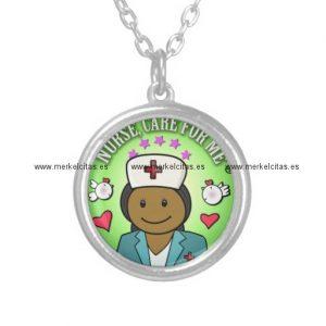 awesome gift ideas nursing nurse care for me colgante redondo retrocharms