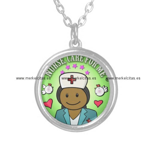 awesome gift ideas nursing nurse care for me colgante redondo retrocharms