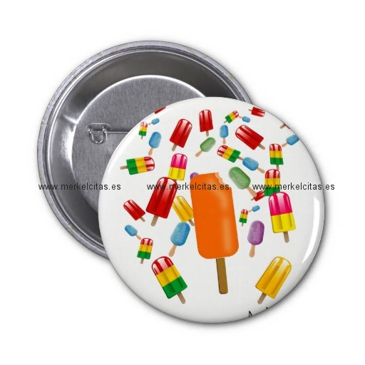 big popsicle chaos by ana lopez chapa redonda 5 cm retrocharms