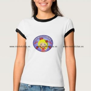 camiseta de pulseras flamencas soy muuy flamenca retrocharms