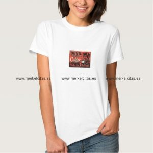 camiseta vintage cafe devils retrocharms