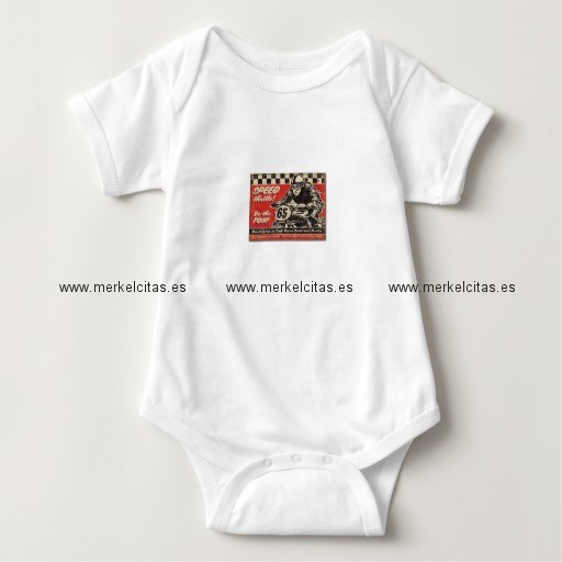 camiseta vintage motos clasicas retrocharms