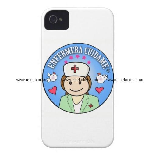 funda para iphone regalo enfermera cuidame castana iphone 4 case mate cobertura retrocharms