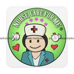 gift for caring nurses nurse care for me posavasos de bebida retrocharms