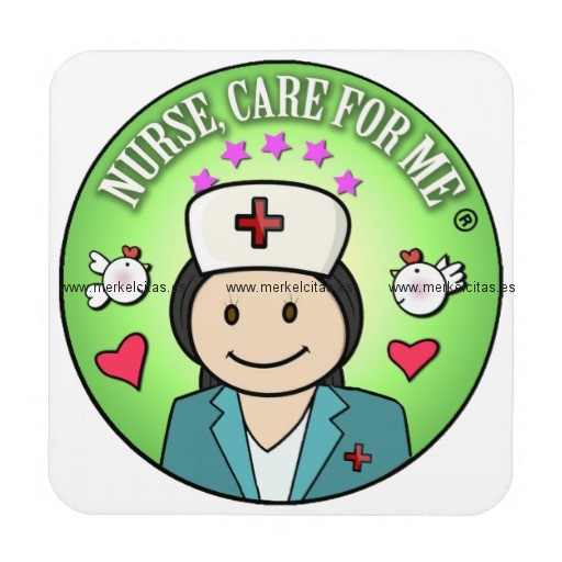 gift for caring nurses nurse care for me posavasos de bebida retrocharms