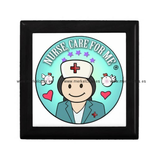 gift ideas for nurses nurse care for me joyero cuadrado pequeño retrocharms