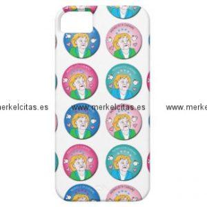 merkelcita plis cuidame iphone 5 case mate carcasa retrocharms