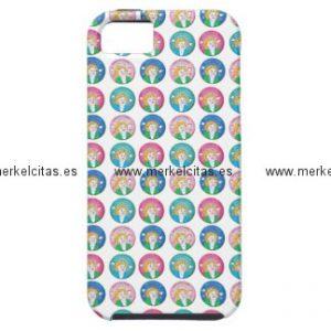 merkelcita plis cuidame iphone 5 case mate funda retrocharms