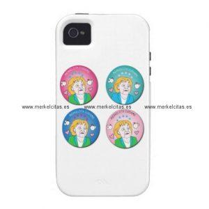merkelcita plis cuidame vibe iphone 4 carcasas retrocharms