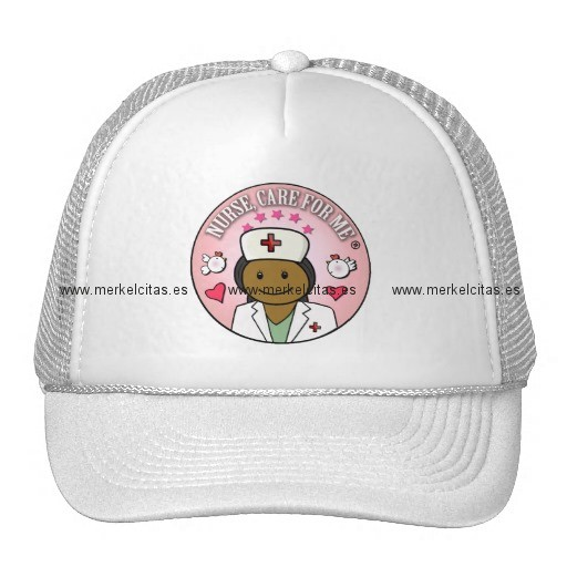 nurse care for me gifts gorros retrocharms