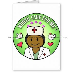 personalized gifts from nurse care for me tarjeta de felicitacion retrocharms