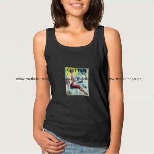 regalos cuba vintage hermosa secretaria cubana camiseta de tirantes basica retrocharms