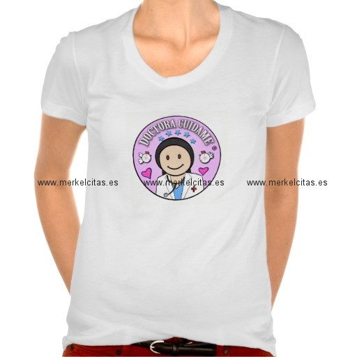regalos doctora cuidame morena camisas retrocharms