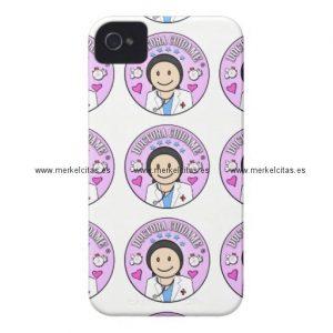 regalos doctora cuidame morena iphone 4 coberturas retrocharms