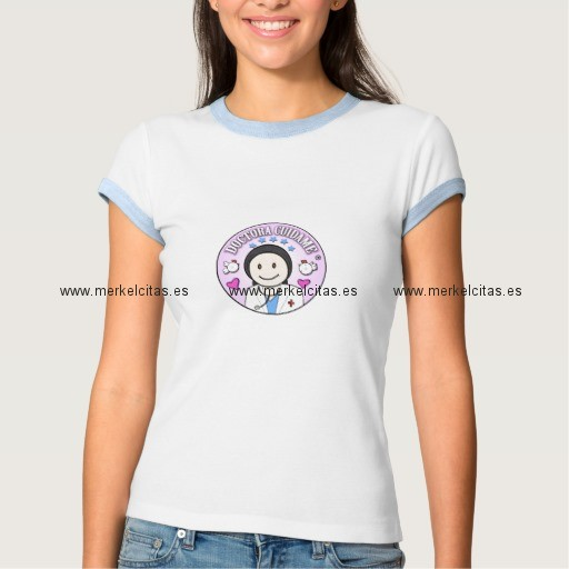 regalos doctora cuidame morena polera retrocharms