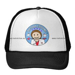 regalos para doctora castana y celeste cuidame gorras de camionero retrocharms