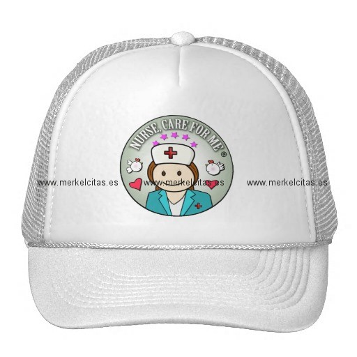 special gift for nurses gorros bordados retrocharms