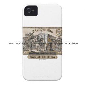 vintage cubano banco de cuba de cuba case mate iphone 4 fundas retrocharms
