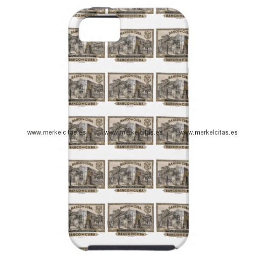 vintage cubano banco de cuba de cuba iphone 5 protectores retrocharms