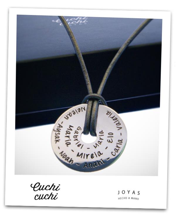 346ce5662e79 Proveedores de moda  Joyas y regalos personalizados CuchiCuchi