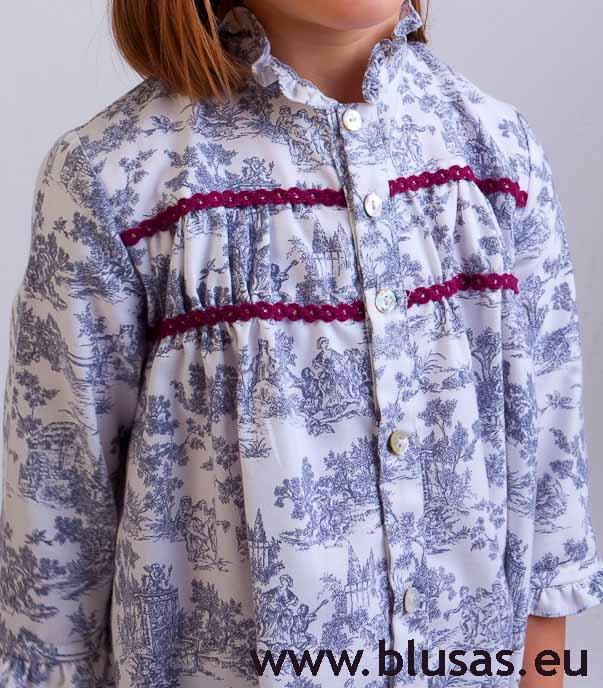 blusas infantil coleccion catalogo 22199