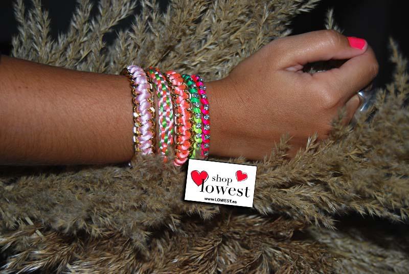 pulseras de cadena 002133