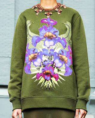 Givenchy moda 2017 22010