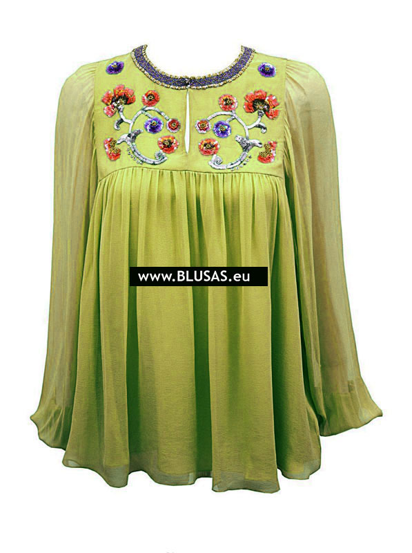 blusas de moda 221444401