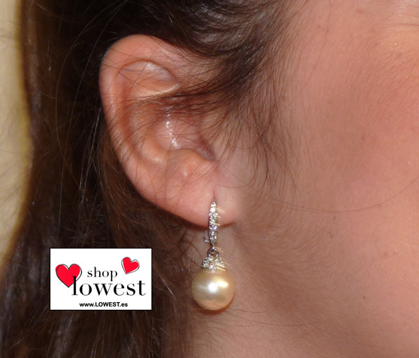 pendientes perlas lowest 00022