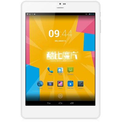 Cube U55GT Android 4.2 7.9 inch XGA IPS MTK8389 Quad Core 1.2GHz 16GB ROM 3G GPS Phablet WiFi Dual Cameras