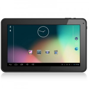 Venstar 2050 10.1 inch Android 4.2 Tablet PC WSVGA Screen RK3168 Dual Core 1.2GHz 1G 8GB Black
