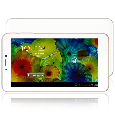GPAD Note Q7 7 inch Android 4.2 GSM Phablet WVGA Screen MR6588 Quad Core 1.2GHz 4GB ROM WiFi Bluetooth Cameras