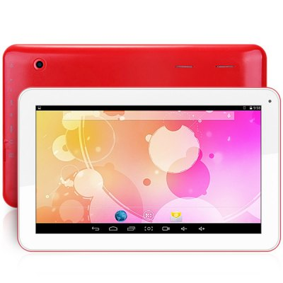 Actions 7029 Android 4.4 Tablet PC ATM7029 Cortex A9 Quad Core 1.3GHz with 10.1 inch WSVGA Screen Cameras WiFi Bluetooth 8GB ROM