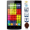 THL L969 MTK6582 + MT6290 Android 4.4 4G Smartphone 5.0 inch WVGA IPS Screen 1.3GHz Quad Core 1GB RAM 8GB ROM