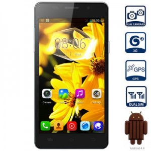 JIAKE M4 5.0 inch Android 4.4 3G Smartphone