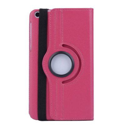 PC + PU Leather Rotatable Stand Function Case for Asus Fonepad 7 FE171CG
