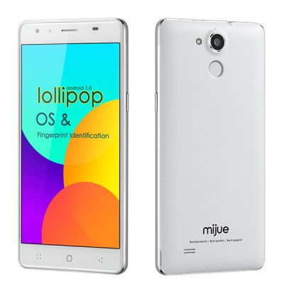 5.5 inch MIJUE T500 Android 5.0 3GB RAM 16GB ROM 4G LTE Smartphone