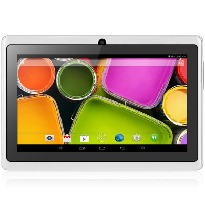 Q88H 7 inch Android 4.4 Tablet PC A33 Quad Core 1.3GHz 8GB ROM
