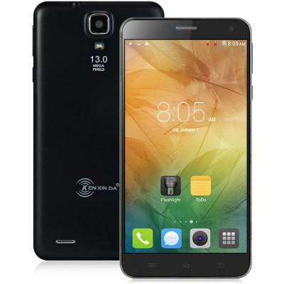5.5 inch Ken Xin Da X5 MTK6592 Octa Core Android 4.4 2GB RAM 16GB ROM 3G Smartphone