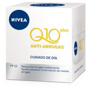 Crema Dia Antiarrugas Q10