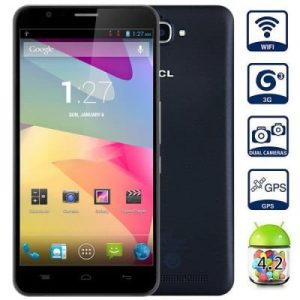 TCL S720 Android 4.2 3G Smartphone 1.7GHZ MTK6592 Octa Core 1GB RAM 8GB ROM 5.0 inch HD Screen Dual Cameras