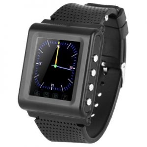 AK922 Watch Smart Wearable Quad Band Watch Phone with Touch Screen Bluetooth Notifications Anti lost