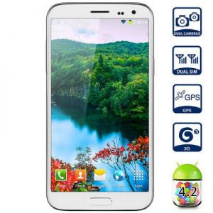 Kingelon G9000 Android 4.2 3G Smartphone MTK6592 Octa Core 1.7GHz 1GB RAM 8GB ROM Gesture Sensing GPS With 5.2 inch FHD Screen