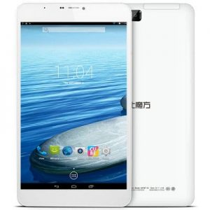Cube Talk8H Android 4.4 3G Phone Tablet PC with 8.0 inch WXGA IPS Screen MTK8382 Quad Core 1.3GHz Dual Cameras WiFi GPS Bluetooth 8GB ROM