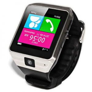 Otium Gear 1.5 inch Touch Screen Smart Watch Phone with Single SIM MP3 Bluetooth